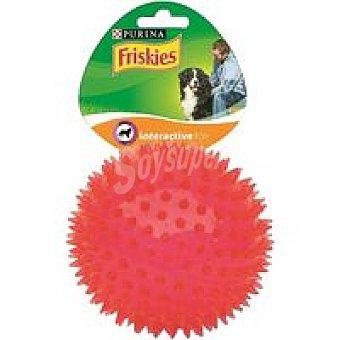 Friskies Purina Juguete bola de pinchos colores surtidos Pack 1 unid