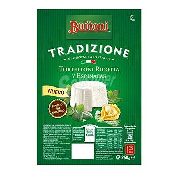 Buitoni Tortelloni ricotta e spinaci Bandeja de 250 g