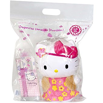Hello Kitty eau de toilette infantil + gel de baño + colgante Spray 15 ml