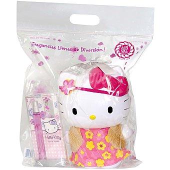 Hello Kitty eau de toilette infantil + gel de baño + colgante Spray 15 ml