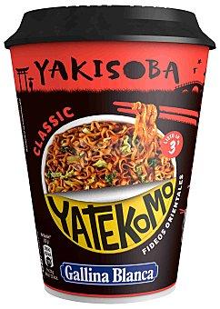 Yatekomo Gallina Blanca Yakisoba clásico Vaso 93 g