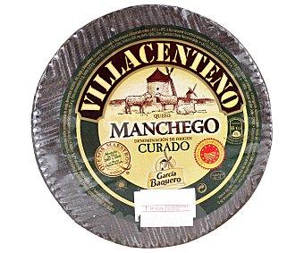 García Baquero Queso de oveja Manchego mini villacenteno 450 gramos aproximados
