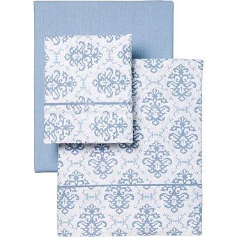 CASACTUAL Ornamental juego de sábanas para cama 135 cm