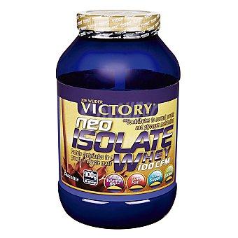 Victory Proteína para aumento de masa muscular sabor chocolate 900 g