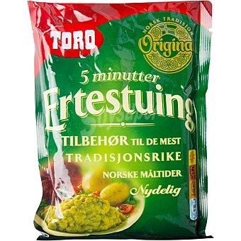 Toro Pure de guisantes verdes rapida Sobre 164 g