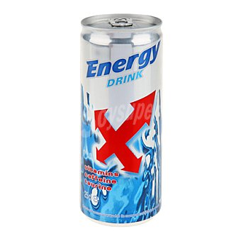 Carrefour Bebida energética 25 cl