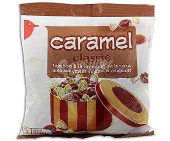 Auchan Caramelos de mantequilla y nata 200 gramos