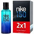 Colonia para hombre Blue Wave Pack 2 x 150 ml Nike