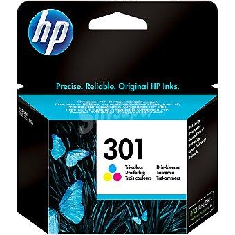 HP Nº 301 cartucho tricolor