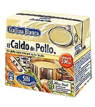 Gallina Blanca El caldo de pollo 500 ml
