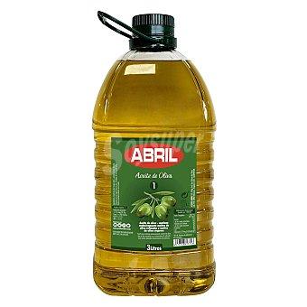 Abril Aceite de oliva intenso 1º Garrafa 3 l