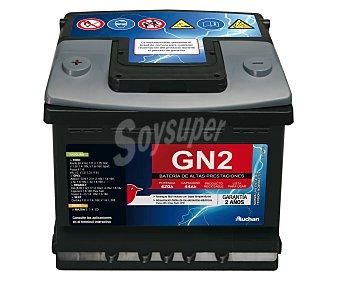 GENIUM Batería de Automóvil de 12v y 44 Ah, Potencia de Arranque: 420 Amperios 1 unidad