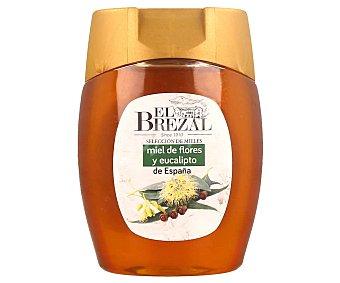 El brezal Miel de flores y eucalipto origen España 350 gr