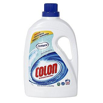 Colón Detergente gel nenuco Botella de 30 dosis