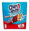 Barrita cookies con pepitas de chocolate  Paquete 5 unidades (140 g) Chips Ahoy