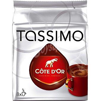 Tassimo Côte D'Or Cápsulas Chocolate 16 ud