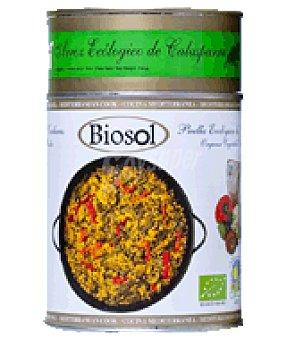 Bionaturales Paella de pollo y verduras 810 g
