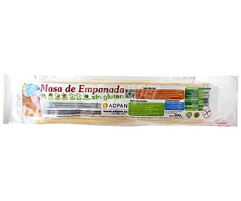 Adpan Masa de empanada sin gluten 500 Gramos
