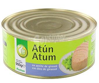 Productos Económicos Alcampo Atún en aceite de girasol Lata de 650 grs