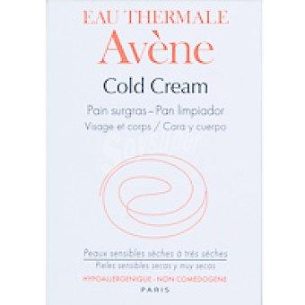 Avène Cold Cream Pan limpiador Bote 100 g
