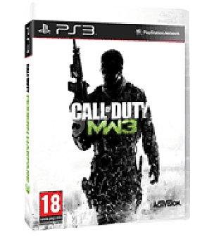 Activision Juego PS3 call of duty modern warf activision