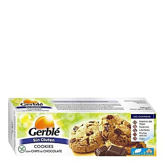 Gerble Cookies chocolate 150 g.