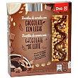 Barritas De Cereales Muesli Con Chocolate 6 barritas x 25 g - 150 g DIA