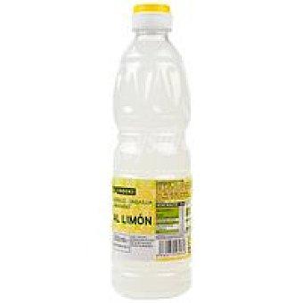 Eroski Concentrado de limón Botella 50 cl