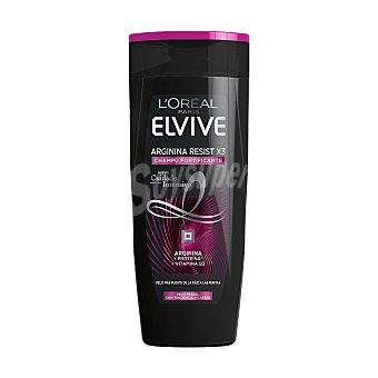 Elvive L'Oréal Paris Champú arginina revitalizante Bote 370 ml
