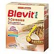Papilla superfibra 5 cereales Caja 600 g Blevit