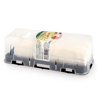 Carrefour Queso rulo de cabra madurado con moho 360 g Pieza De