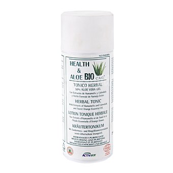 Health & Aloe Bio Tónico Herbal con Aloe Vera 250 ml