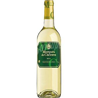 Marqués de Cáceres Vino blanco joven D.O. Rioja Botella 75 cl