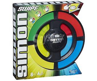 Hasbro Juego de mesa de Memoria, Simon Swipe, más 1 Jugador