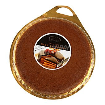 Try Delice Base de Tarta de Chocolate 400g