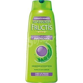 Fructis Garnier Champú fortificante para cabello graso Frasco 750 ml