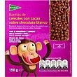 Barritas de cereales con chocolate Paquete 150 g Aliada