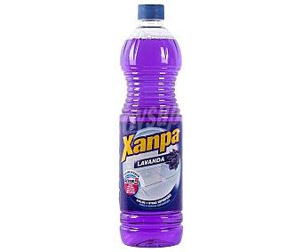 Ajax Fregasuelos de Lavanda Xampa 1000 ml