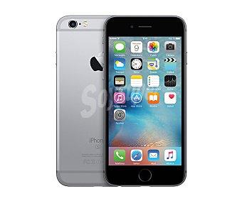 """iOS Teléfono móvil libre iphone 6S Plus Gris espacial, procesador: A9, almacenamiento: 16GB, pantalla: 5.5"""" 1920 x 1080px, cámara: 12 Mpx, conectividad , sensor de huella dactilar, 9 4G"""