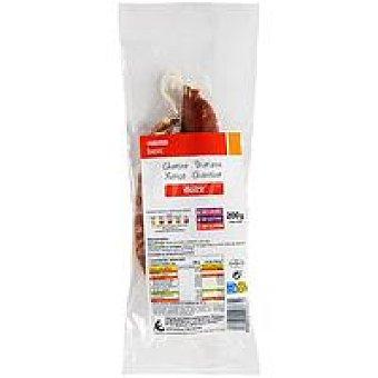 Eroski Basic Chorizo dulce 200 g