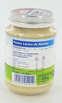 Hero Baby Tarrito Postre Lácteo de Natillas 200 Gramos