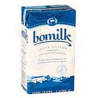 Bomilk Leche entera Pack 6 x 1 litro