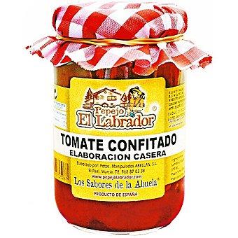 Pepejo el labrador Tomate confitado Frasco 365 g neto escurrido