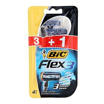 Bic Maquinilla desechable Flex Confort 3 3 ud
