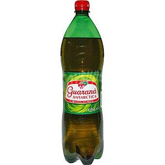 GUARANA ANTARCTICA Refresco energético original de Brasil Botella 1,5 l