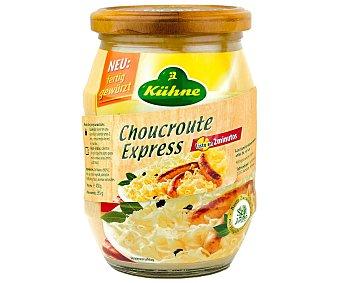 Kühne Choucroute listo para servir 385 g