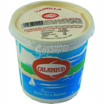 Calatayud Helado de vainilla Tarrina 1 litro