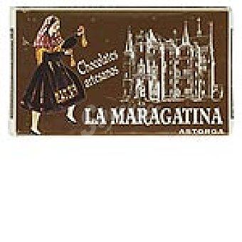 LA MARAGATINA Artesano chocolate negro a la taza Tableta 400 g
