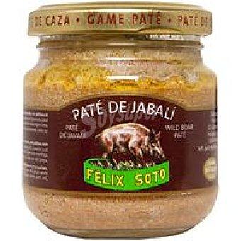 SOTO Patè de jabalì fèlix Tarro 130 g