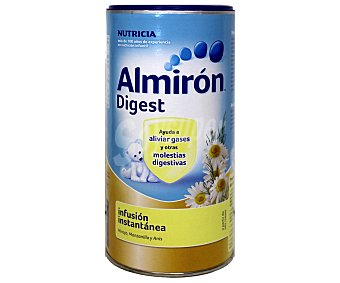 Almirón Nutricia Infusión infantil instantánea a base de hinojo, manzanila y anís verde 200 Gramos